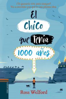 Descarga gratuita de libros en pdf griego. EL CHICO QUE TENIA 1000 AÑOS (Spanish Edition) MOBI 9788414016725