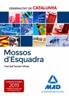 Lofficielhommes.es Mossos D Esquadra: Test Del Temari Oficial Image