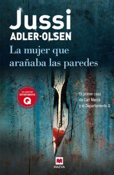 Ebook de audio descargable gratis DEPARTAMENTO Q 1: LA MUJER QUE ARAÑABA LAS PAREDES (Spanish Edition) de JUSI ADLER-OLSEN ePub PDF