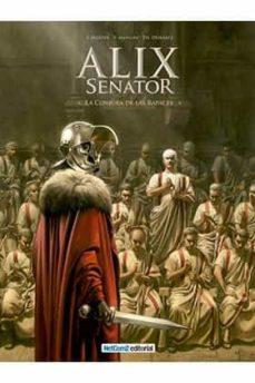 alix senator nº 3: la conjura de las rapaces-jacques martin-9788415773825
