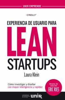 experiencia de usuario para lean startups-laura klein-9788416125425