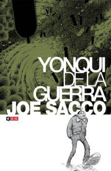 yonqui de la guerra-joe sacco-9788416374625