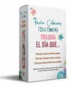 Descargas de libros electrónicos de Amazon para iphone ESTUCHE TRILOGIA EL DÍA QUE SIENTAS EL LATIR DE LAS ESTRELLAS