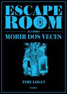 Inmaswan.es Escape Room. El Libro: Morir Dos Veces Image