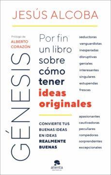 Carreracentenariometro.es Genesis: Por Fin Un Libro Sobre Como Tener Ideas Originales Image