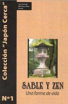sable y zen-jose antonio martinez-oliva puerta-9788420305325