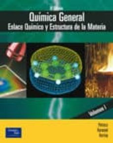 Carreracentenariometro.es Quimica General: Enlace Quimico Y Estructura De La Materia (Vol. I)(8ª Ed.) Image