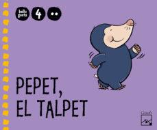 Geekmag.es Pepet El Talpet 4 Anys 2 Trimestre Belluguets Image