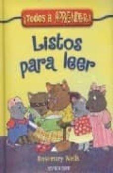 Cdaea.es Listos Para Leer (¡Todos A Aprender!) Image