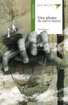 una pluma de cuervo blanco-pepe maestro-9788426364425