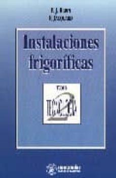 Formato pdf gratis descargar ebooks INSTALACIONES FRIGORIFICAS (T. II) (2ª ED.) 9788426710925 in Spanish PDB ePub PDF de PIERRE RAPIN, PATRICK JACQUARD