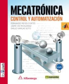Descargar libros electronicos portugues MECATRONICA 9788426720825 in Spanish