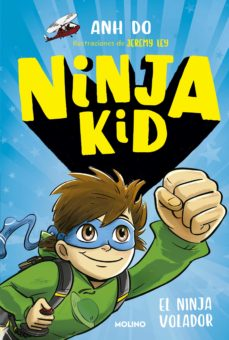 Cdaea.es Ninja Kid 2. El Ninja Volador Image
