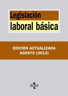 Enmarchaporlobasico.es Legislacion Laboral Basica (6ª Ed.) Image