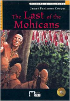 the last of the mohicans (preintermediate) (2ª ed.) (incluye cd-r om)-james fenimore cooper-9788431678425