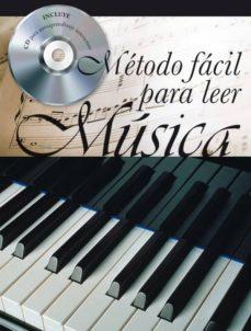 Descargar METODO FACIL PARA LEER MUSICA gratis pdf - leer online