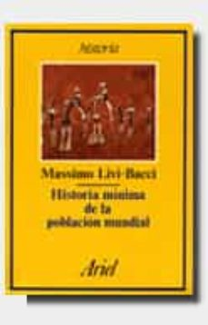 Inmaswan.es Historia Minima De La Poblacion Mundial (2ª Ed.) Image