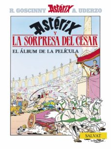 asterix: la sorpresa del cesar-albert uderzo-9788434506725