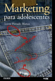 marketing para adolescentes-teresa pintado blanco-9788436818925