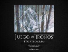 Descarga gratuita de audiolibros para computadora JUEGO DE TRONOS. STORYBOARDS DJVU
