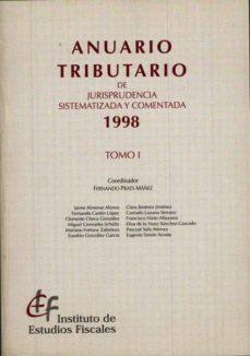 Inmaswan.es Anuario Tributario De Jurisprudencia Sistematizada Y Comentada 19 98 Image