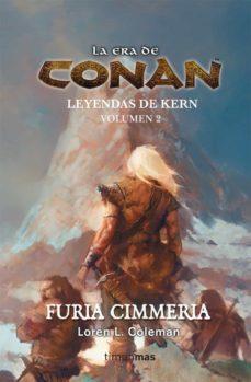 Emprende2020.es Furia Cimmeria (La Era De Conan: Leyendas De Kern Vol. 2) Image