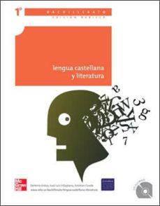 Permacultivo.es Lengua Castellana Y Literatura (1º Batxillerat) (Edicion Babieca) Image
