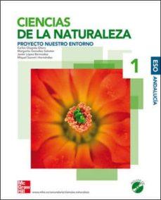 Cronouno.es Ciencias Naturales 1º Eso Nuestro Entorno (Andalucia) Image