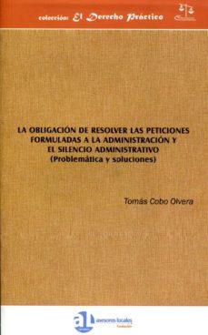 Permacultivo.es La Obligacion De Resolver Las Peticiones Formuladas A La Administ Racion Y El Silencio Administrativo Image