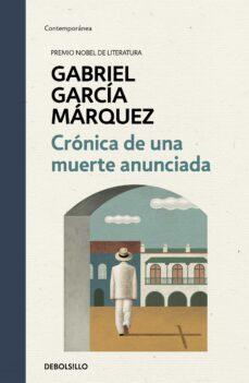 crónica de una muerte anunciada (edición conmemorativa)-gabriel garcia marquez-9788466346825