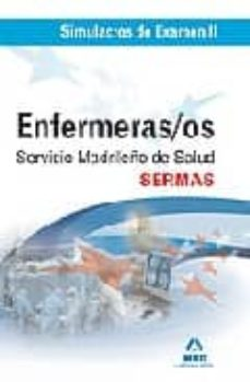 Enmarchaporlobasico.es Enfermeros Del Servicio Madrileño De Salud (Sermas). Simulacros D E Examen Ii Image