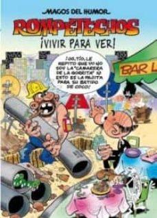 Upgrade6a.es Magos Del Humor Rompetechos Nº128: ¡Vivir Para Ver! Image