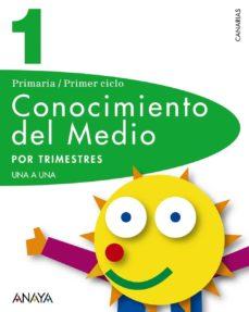 Trailab.it Conocimiento Del Medio 1º Educacion Primaria Proyecto Una A Una Image