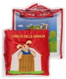 Permacultivo.es El Conejo En La Granja (Libros De Tela) Image