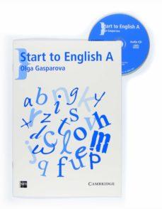 Enmarchaporlobasico.es Ingles Start To English A 1º Eso 08 Image