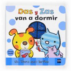 Inmaswan.es Das Y Zas Van A Dormir (Un Libro De Tacto) Image