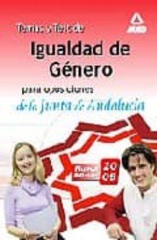 Eldeportedealbacete.es Temario Y Test De Igualdad De Genero Para Las Oposiciones De La Junta De Andalucia Image