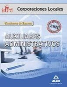 Bressoamisuradi.it Auxiliares Administrativos Corporaciones Locales. Simulacros De Examen Image