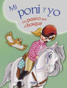 Concursopiedraspreciosas.es Un Paseo Por El Bosque (Mi Poni Y Yo) Image