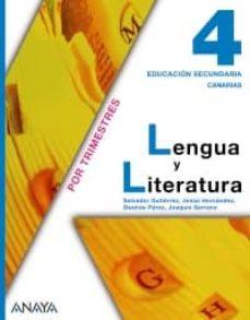 Ojpa.es Lengua Y Literatura 4. Canarias. Canarias Image