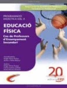 Srazceskychbohemu.cz Cos De Professors D Ensenyament Secundari. Educacio Fisica. Progr Macio Didactica Vol. Ii. Image