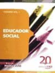 educador social: temario vol. i-9788468107325