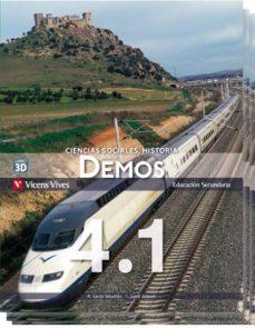 Inmaswan.es Nuevo Demos 4º Eso Libro 1, 2, 3 Y Separata Cantabria Image