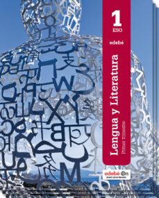 lengua castellana y literatura 1º eso castellano-9788468320625