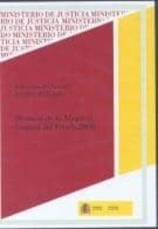 MEMORIA DE LA ABOGACIA GENERAL DEL ESTADO 2008 - VV.AA. | Triangledh.org