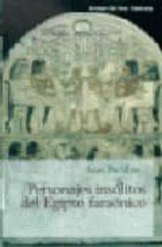 Encuentroelemadrid.es Personajes Insolitos Del Egipto Faraonico Image
