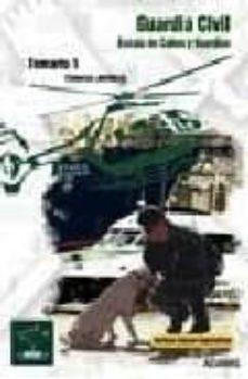 Emprende2020.es Guardia Civil Escala De Cabos Y Guardias Temario 1 Ciencias Jurid Ico Image