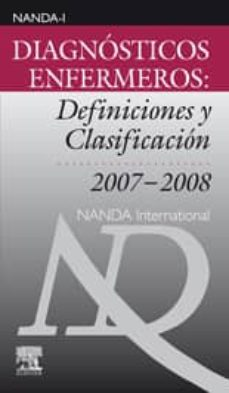 Upgrade6a.es Diagnosticos Enfermeros: Definiciones Y Clasificacion 2007-2008 Nanda Image