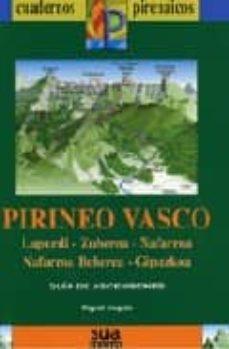 Relaismarechiaro.it Pirineo Vasco: Cuadernos Pirenaicos (Libro+mapa) Image