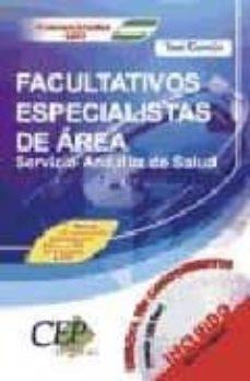 Permacultivo.es Facultativos Especialistas De Area Del Servicio Andaluz De Salud: Test Comun Image